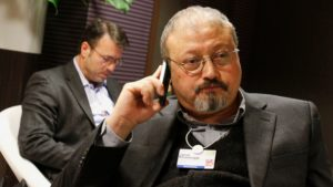 Khashoggi's final recorded words before being chopped up in Saudi consulate