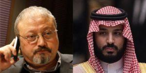 Khashoggi murder….