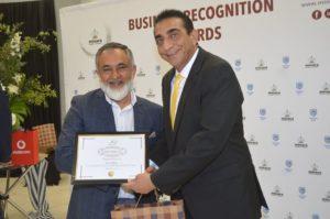 Younus Moosa: Businessperson of the Year winner has true 'human values'