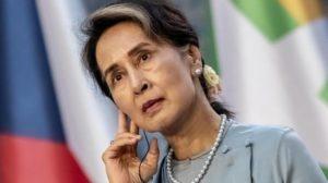 Aung San Suu Kyi defends Myanmar against Rohingya  genocide allegations