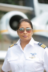 Fathima soars to new heights in aviation