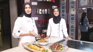 Sisters share their sweet success story behind 'Chilli Chocolate Chefs'