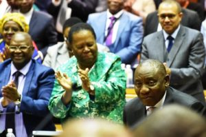 SA civil society praise President's support for Palestinian struggle