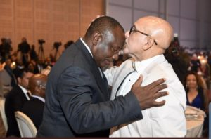 SA honours humanitarian Dr Hany El-Banna