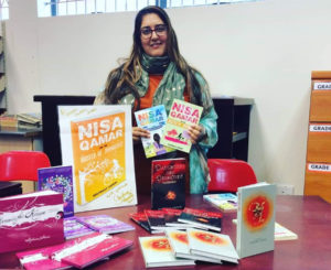 Author Shafinaaz Hassim: 'Creating a legacy for the next generation…'