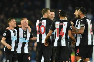 Saudis in bid to 'buy' Newcastle United