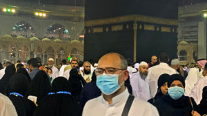 Heart-Broken Umrah pilgrims eager to try again when coronavirus fear eases