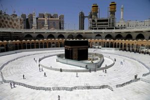Sahuc keenly waiting to hear if Hajj on or not