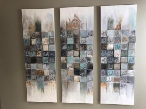 Islamic art is a novel Eid gifting idea, says Durban artist Shehnaz Desai