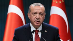 Turkish president says Islamic bonds such as 'sukuk' could help lead world out of crisis