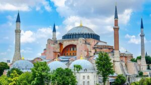 Pope 'deeply pained' over Turkey's move to return Hagia Sophia to a mosque