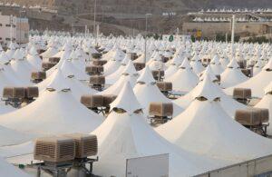 Saudis threaten hefty fines for hajj trespassers