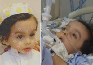Saudi toddler dies after Covid-19 swab test stick breaks inside his nose