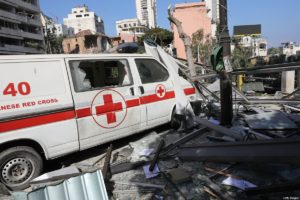 Lebanon crisis: SA Muslim charities at the forefront of disaster relief