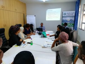 MYM's virtual zoom workshop for unemployed youth 'inspired hope'