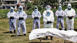 Death and bereavement: Challenges arising from the pandemic
