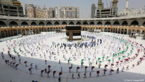 Umrah now allowed under strict rules