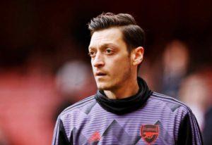 Arsenal's Mesut Ozil supports Azerbaijan in Karabakh dispute