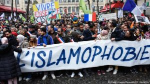 France in the dock for Islamophobia