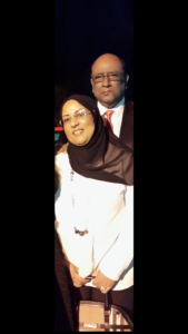 'Pandemic robbed us of a husband and father, but we are guided by Imaan…'