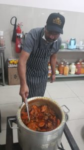 Nazir Malek is now cooking up delicious 'deg'curries in his new deli/bakery