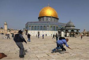 Jerusalem, the unfolding tragedy