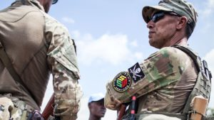 'Why does the Nigerian President sink so low to invite the US military to set up a base in his country?'