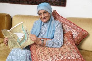 Zuleikha Mayat (93): A true Indian Delight