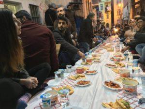 Istanbul's forgotten neighbourhood finds a sense of community in Ramadan