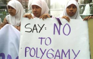 Say 'NO' to another woman's husband