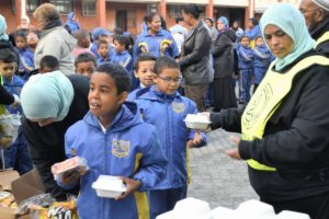 Proud milestone for SANZAF as charity tops R137-million for poor