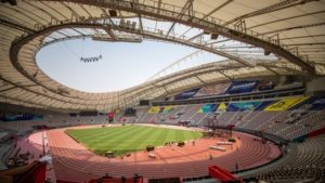 Qatar to host football Gulf Cup ….without blockading nations