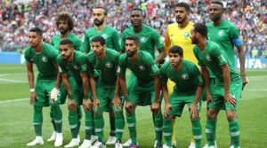 Saudi Arabia to play World Cup qualifier against Palestine in West Bank