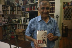 'EB Koybie': Childhood adventures from Durban to Bombay and back…