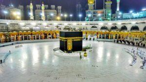 Hujjaj can't travel but Hajj will go on…