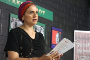 Many people took to writing to express themselves during lockdown' – author and poet Raashida Khan