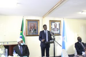 Somali Ambassador urges its nationals to integrate with South Africans