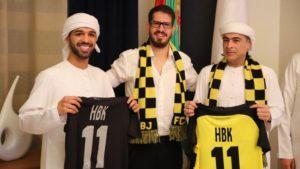 UAE royal buys 50 percent stake in Beitar Jerusalem football club