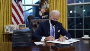 Hope as Biden reverses Muslim ban during first hours of presidency
