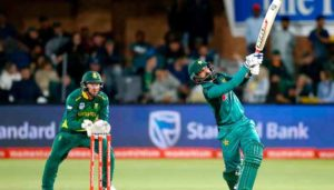 Schedule confirmed for Pakistan's ODI, T20 trip to SA