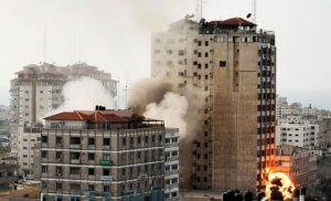 Blowback: How Israel went from helping create Hamas to bombing it…