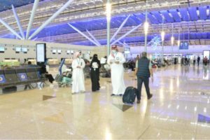 Saudi authorities ready to receive passengers as travel ban ends – but SA still off the list