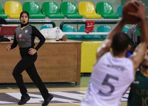 Sarah Gamal: First Muslim female basketball referee at Olympics