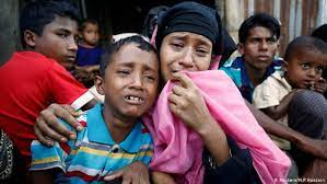 MRN: 'We commemorate #Black4Rohingya with their cries for freedom'