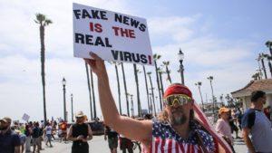 'Spread Good News, Not Fake News'