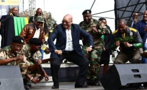 Turning point: Zuma has dug his own grave and can expect little support, even in KZN