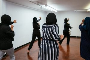 Fathima Badat launches self-defence classes in Women's Month